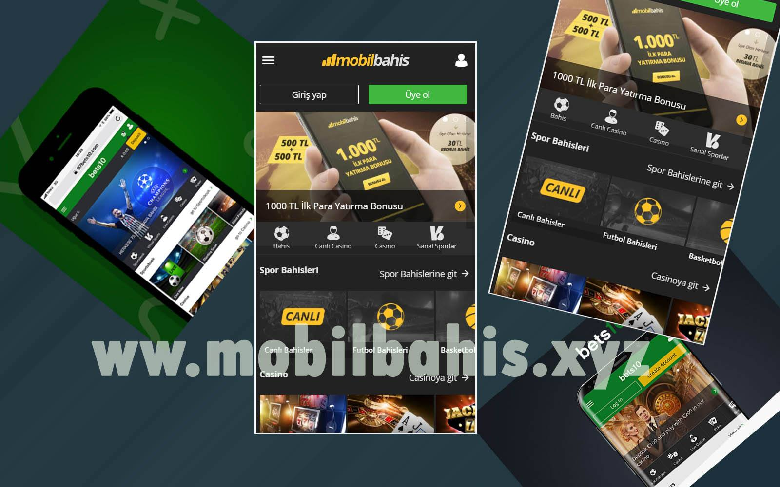 Android Bahis Uygulamaları