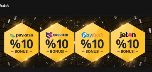 Mobil Bahis Para Çekme ve Yatırma + %10 Bonus