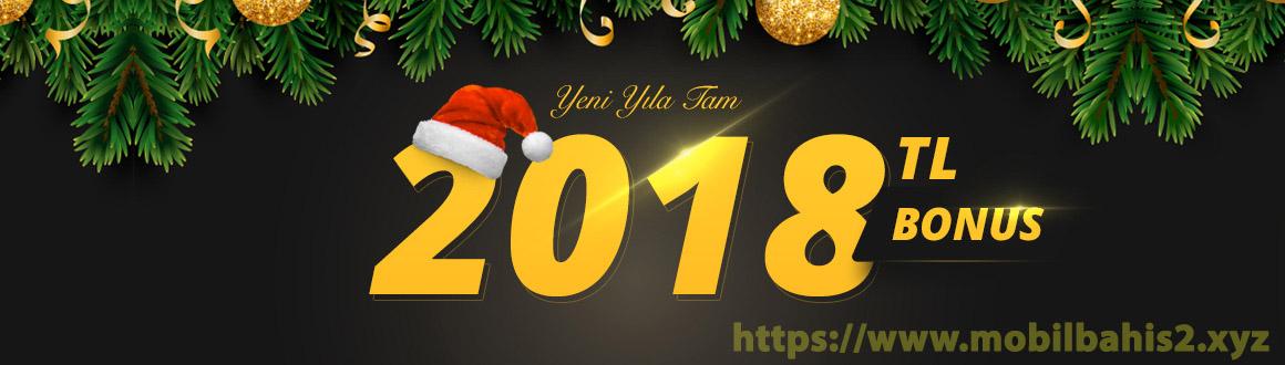 2018 TL Bonus Mobilbahis'de
