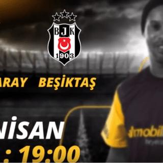 Ronaldinho'nun Galatasaray Beşiktaş Derbi Yorumu