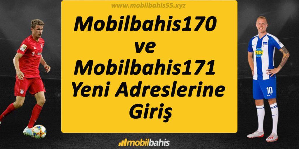 Mobilbahis170 ve Mobilbahis171 Yeni Adreslerine Giriş